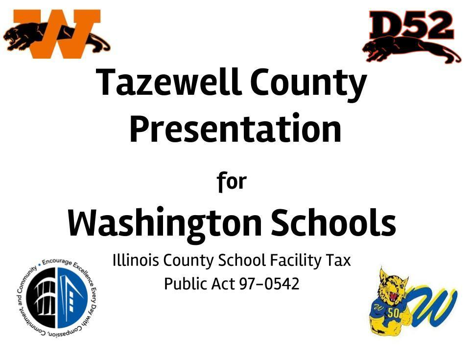 Tazewell County School Facility Sales Tax