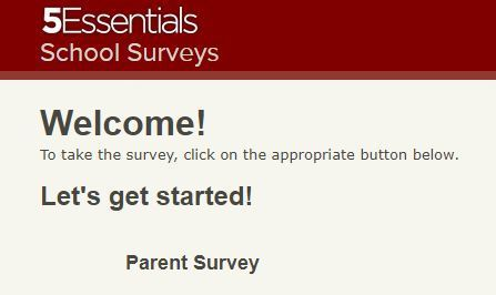 2019-20 Parent Survey