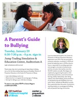 A Parent's Guide to Bullying