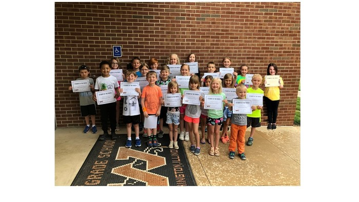 LGS Students of the Month for May