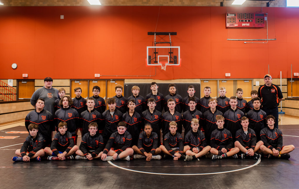 Washington Wrestling Team